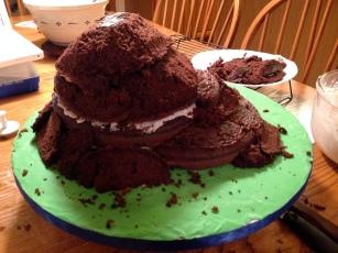 biker cake hill