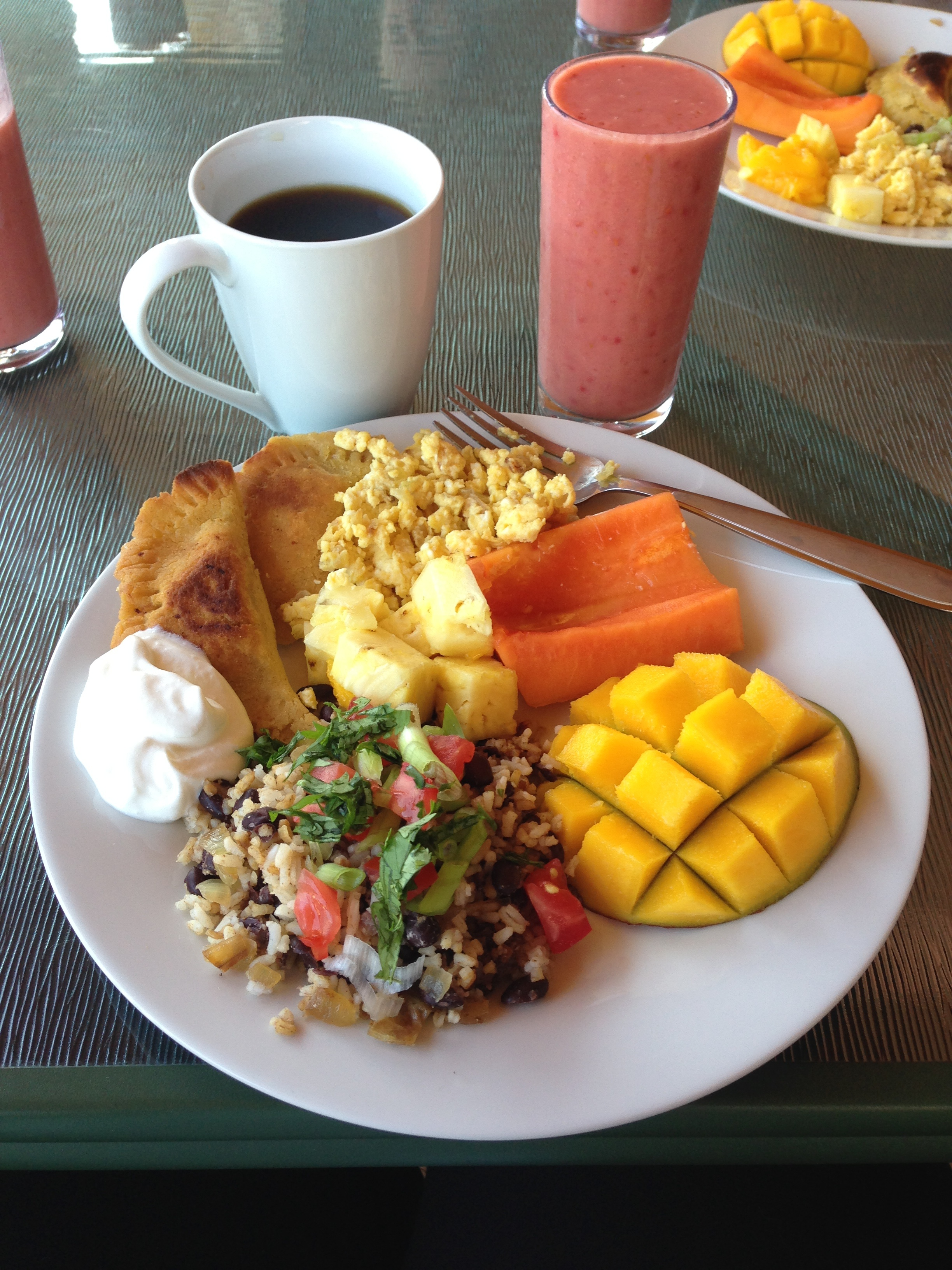 costa rican food – Melodía