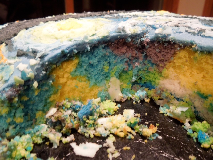 duff cake mix van gogh cake 2