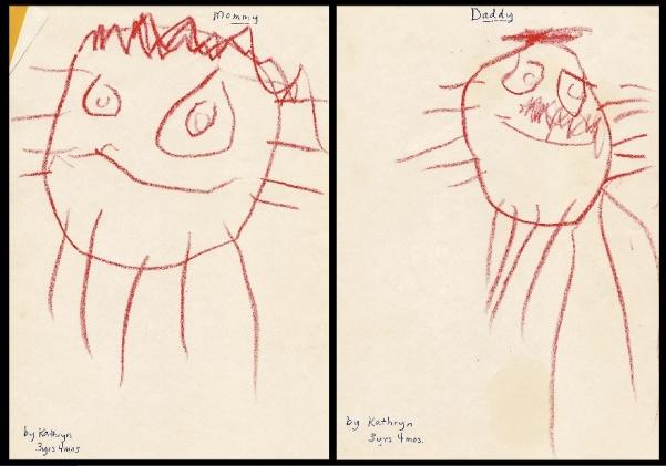 kathryn old drawings