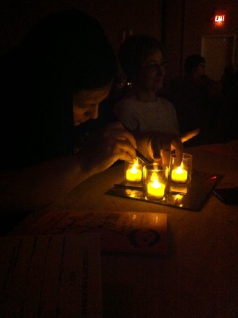 creating player by candlelight