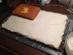 sheet cake layer 2