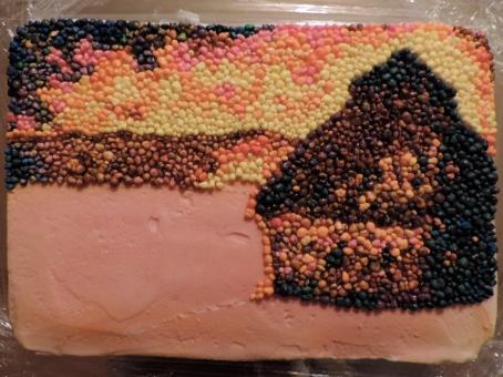 nerds cake 6