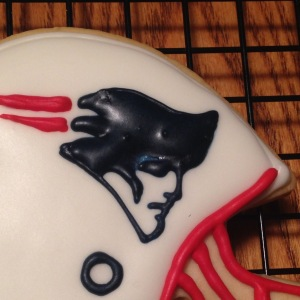 patriots elvis cookie