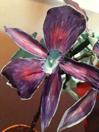 gum paste flower 1